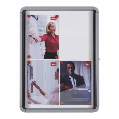 Nobo Internal Glazed Case Magnetic 8xA4