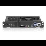 NEC OPS-Sky-i5v-s4/64/W7e/W B 2.7GHz i5-6440EQ Black Embedded PC