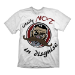 BORDERLANDS Men's Dr. Ned Totally Not in Disguise T-Shirt, Extra Extra Large, White (GE1799XXL)