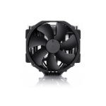 Noctua NH-D15 CH.BK computer cooling component Processor Cooling set 14 cm Black
