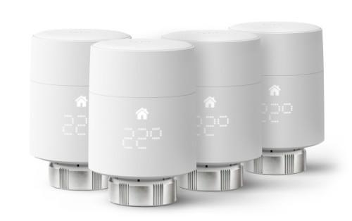 tado° Smart Radiator Thermostat - Quattro Suitable for indoor use