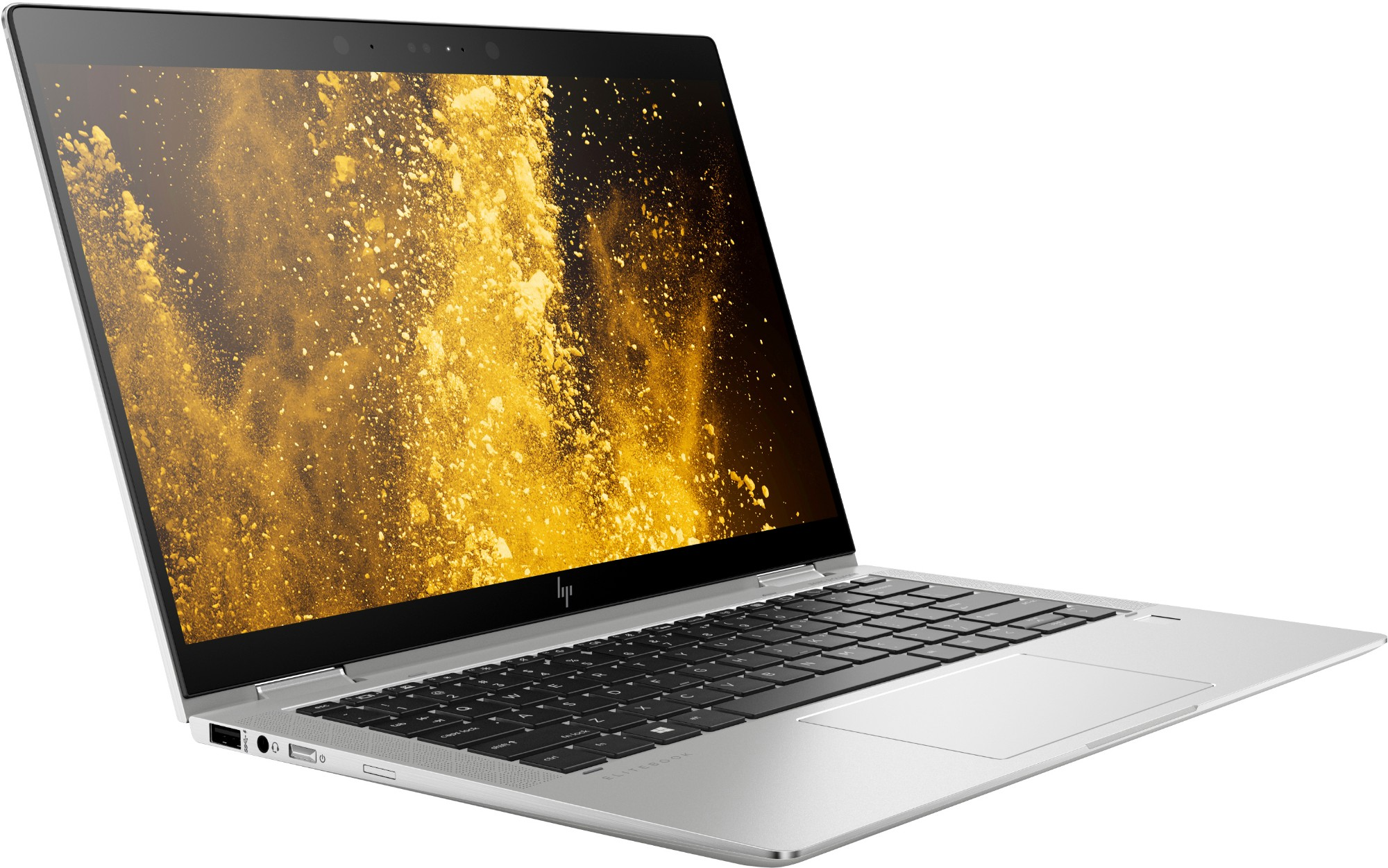 "HP EliteBook x360 1030 G3 Silver Hybrid (2-in-1) 33.8 cm (13.3"") 1920 x 1080 pixels Touchscreen 1.90 GHz 8th gen Intel® Core™ i7 i7-8650U"