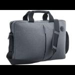 """HP Value 15.6"""" Briefcase Black,Grey"""