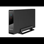 "Sharkoon Swift Case Pro Combo HDD enclosure 3.5"" Black"