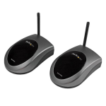StarTech.com IREXT2 AV transmitter & receiver audio/video extender