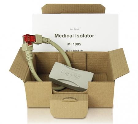 Baaske Medical MED MI 1005 surge protector 0.25 m Grey