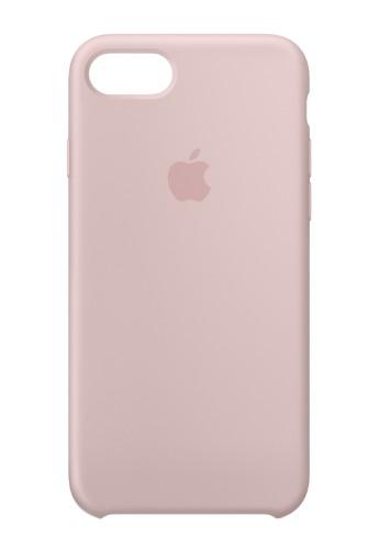 """Apple MQGQ2ZM/A mobile phone case 11.9 cm (4.7"""") Skin case Pink"""