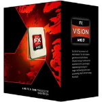AMD FX 8320E Black Edition processor 3.2 GHz Box 8 MB L3