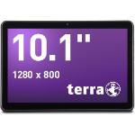 "Wortmann AG TERRA PAD 1006 25.6 cm (10.1"") ARM 2 GB 32 GB 802.11g 4G LTE Black Android 10"
