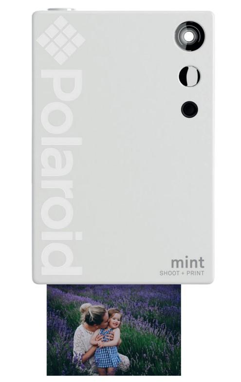 Polaroid Mint 50 x 76 mm White