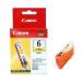 Canon Cartridge BCI-6Y Yellow