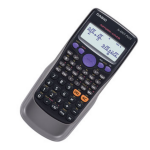 Casio FX83-GT Plus Desktop Scientific calculator Black,Grey