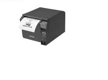Epson TM-T70II (025A0) Térmico Impresora de recibos Inalámbrico y alámbrico
