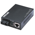 Intellinet Fast Ethernet Media Converter, 10/100Base-TX to 100Base-FX (SC) Multi-Mode, 2km (506502)