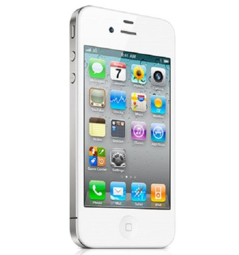 iPhone 4S 8GB Original Celular Desbloqueado WHITE