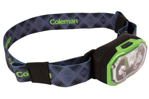 Coleman CXS+ 300R Headband flashlight LED Black,Blue,Green