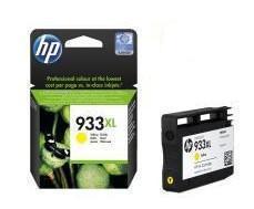 HP 933XL Original Amarillo 1 pieza(s)