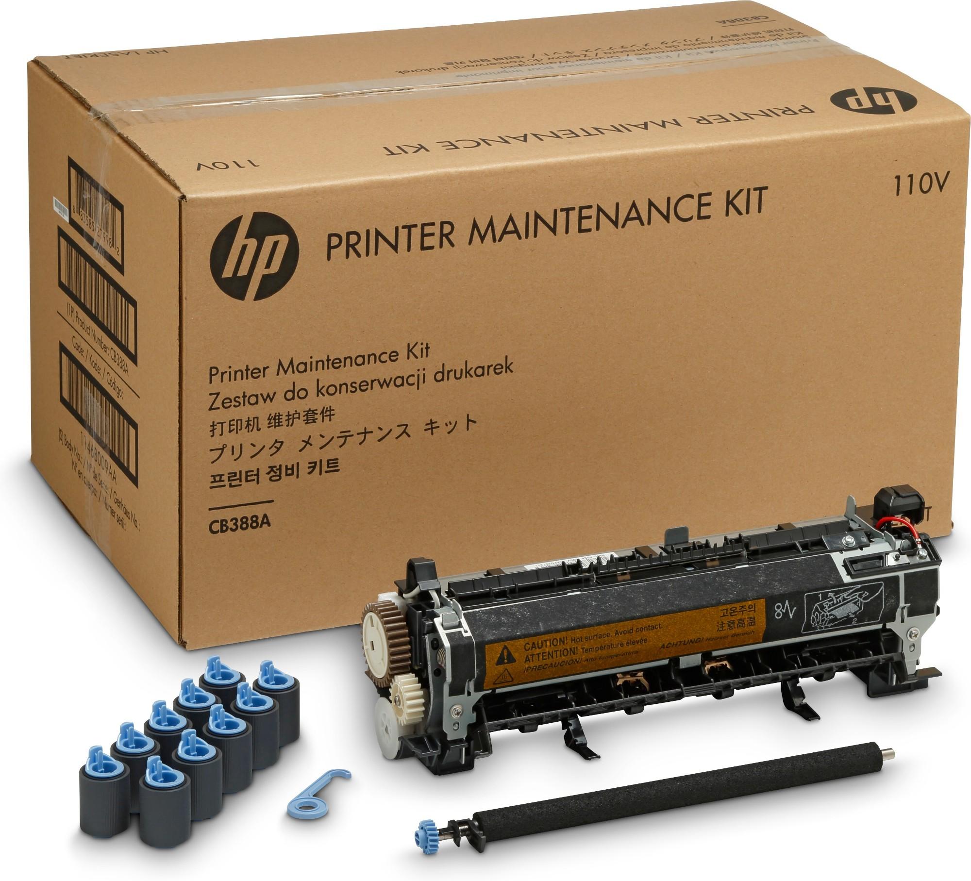 HP CB389A printer- en scannerkit