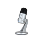 Cyber Acoustics USB Pro Series Microphone Black,Silver