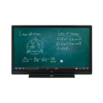"Sharp PN-C605B interactive whiteboard 60"" Touchscreen 1920 x 1080 pixels USB Black"