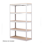 ZAMBA FF ZAMBA 5 SHELF ARCHIVE UNIT W1200 GREY