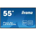 "iiyama Prolite LE5540S-B1 Digital signage flat panel 55"" LED Full HD Black"