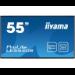 "iiyama Prolite LE5540S-B1 Digital signage flat panel 55"" LED Full HD Black"