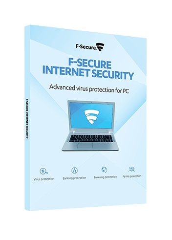 F-SECURE Internet Security 1year(s) Full license Multilingual