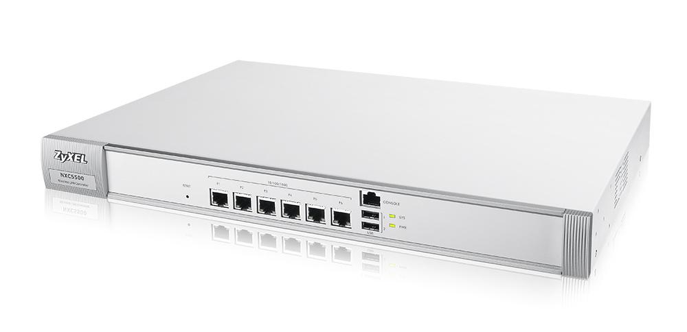 Nxc5500 - Wireless Lan Controller