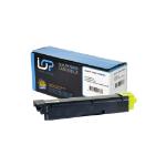 Click, Save & Print Remanufactured Kyocera TK580Y High Yield Yellow Toner Cartridge