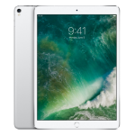 Apple iPad Pro Tablet A10X 256 GB Silber