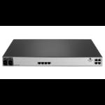 Vertiv Avocent ACS6004DAC-201 Black KVM switch
