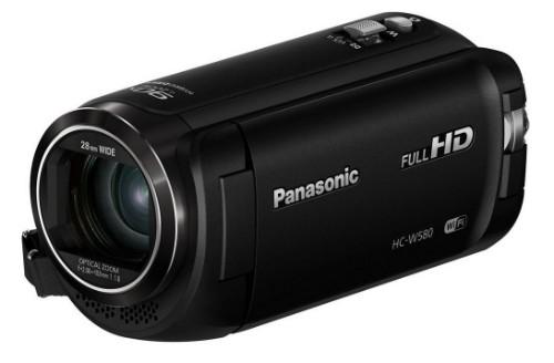 Panasonic HC-W580EB-K camcorder 2.51 MP MOS BSI Handheld camcorder Black Full HD