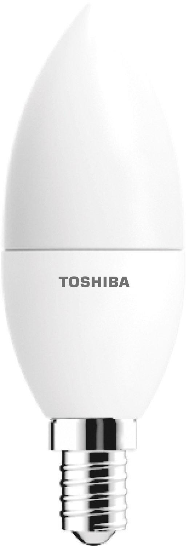 Unity Opto Technology Premium Candle F1 5.5W E14 A+ Blanco cálido lámpara LED