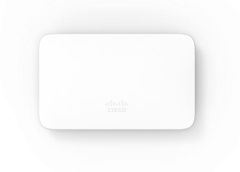 Cisco Meraki GR10-HW-EU punto de acceso WLAN Energía sobre Ethernet (PoE) Blanco