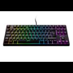 Xtrfy K4 RGB TKL keyboard USB QWERTY UK English Black