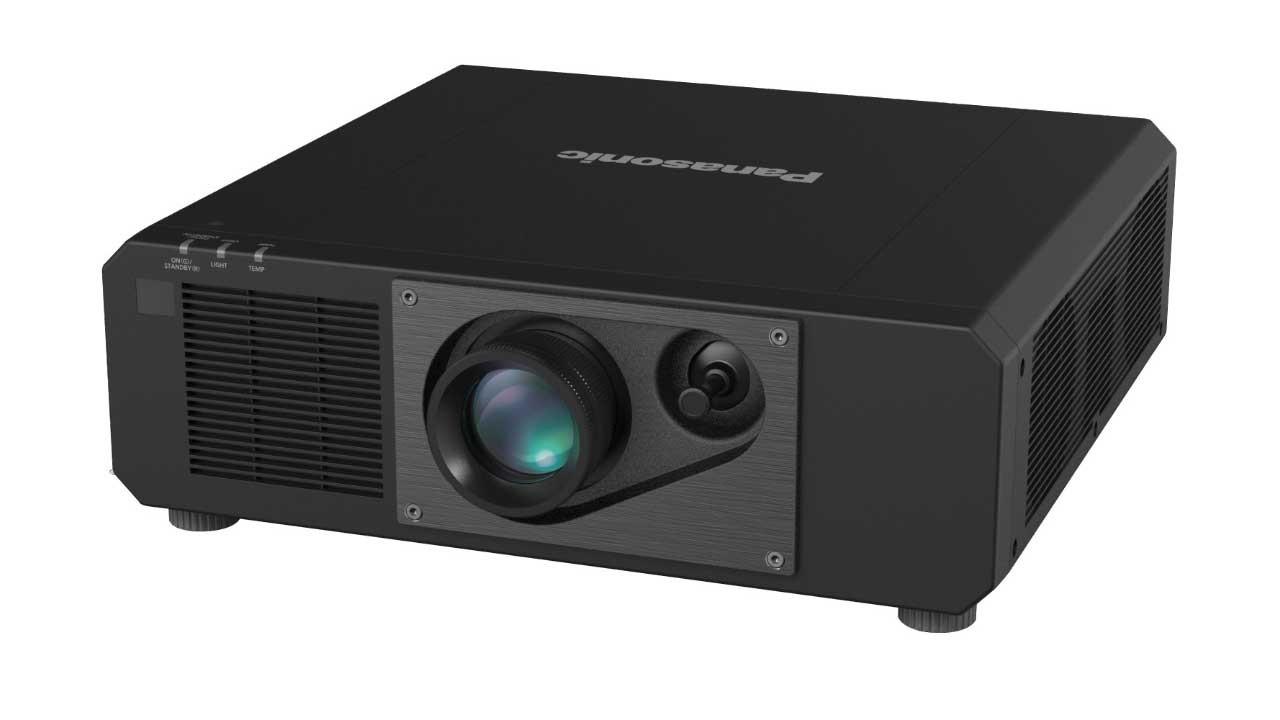 Panasonic PT-RZ575EJ WUXGA (1920x1200) Wall-mounted projector 4800ANSI lumens DLP WUXGA (1920x1200) Black data projector