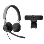 Logitech Personal Collaboration kit - Zone Wired & C925e - Microsoft
