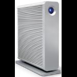 LaCie D2 Quadra external hard drive 4000 GB Silver