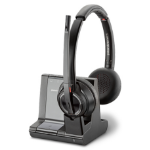 Plantronics Savi W8220/A, UC Headset Head-band Black
