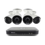 Swann SWDVK-847804V video surveillance kit Wired 8 channels