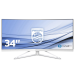 Philips X Line Pantalla LCD Curved UltraWide 349X7FJEW/00