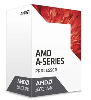AMD A series A6-9500 processor 3.5 GHz Box 1 MB L2