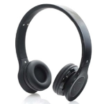 Gembird BHP-BER-BK Head-band Black headset