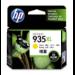HP 935XL Original Amarillo 1 pieza(s)