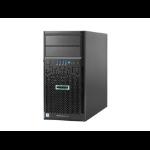 Hewlett Packard Enterprise ProLiant ML30 Gen9 E3-1220v5 1P 4GB-U B140i 4LFF SATA 350W PS Base Server 3GHz E3-1220V5 350W Tower (4U) server