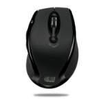 Adesso iMouse M20B mouse Right-hand RF Wireless Optical 1600 DPI