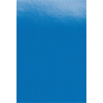 GBC PolyOpaque Binding Covers A4 300 Micron Blue (100)