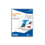 "Epson Bright White Paper 8.5"" x 11"" 500s printing paper Letter (215.9x279.4 mm)"