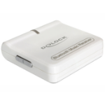 DeLOCK Bluetooth Music Receiver 10m White